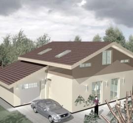 Levné projekty domů